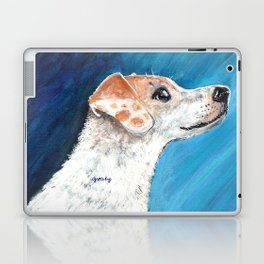 Jack Russell Terrier 2 Laptop & iPad Skin