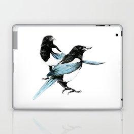 Magpie Dual Laptop & iPad Skin