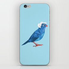 Birdie Sanders iPhone & iPod Skin