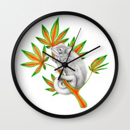 B'leaf in Yourself Wall Clock