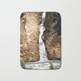 Tumbling from High Above into the Animas River Bath Mat