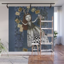 The Magic Act Wall Mural