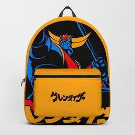 041 Grendizer Halberd Backpack