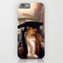 "Frederic Leighton ""Perseus and Andromeda"" iPhone Case"