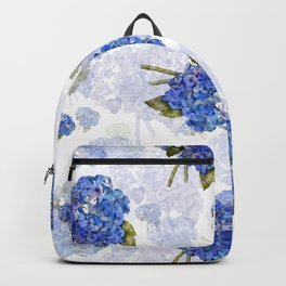 Cape Cod Hydrangea Nosegays Backpack