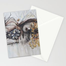 Abeille (bee) Stationery Cards