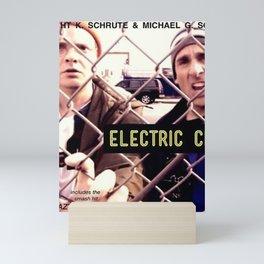 Electric City Mini Art Print