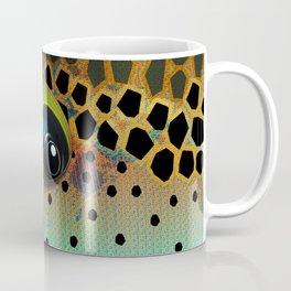 Rainbow Trout Eye Coffee Mug