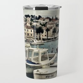 Hvar Island Travel Mug