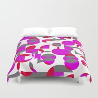 chakra Duvet Covers featuring Chakra Movements  by MZ Designs