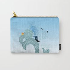 surfing 4 Carry-All Pouch