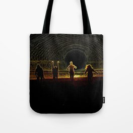 Figures in the Sun Tote Bag