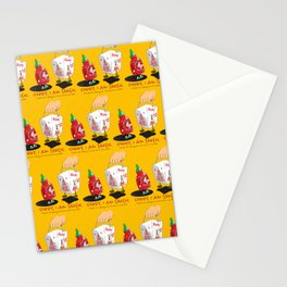 Sorry Taken Stationery Cards