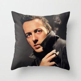 Joe Strummer, Music Legend Throw Pillow