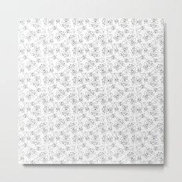 origami Metal Print