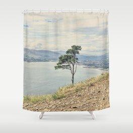 Mourne Mountains, Ireland Shower Curtain