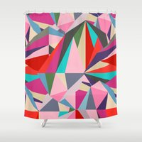 battlefield Shower Curtains featuring The Battlefield by Norman Duenas