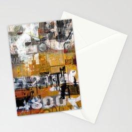 URBAN INDUSTRIAL I Stationery Cards