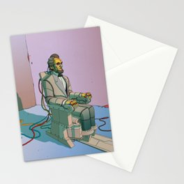 Californium | Lincoln Stationery Cards