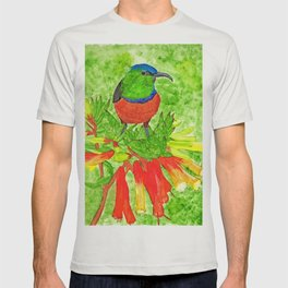 Double Collared Sunbird T-shirt