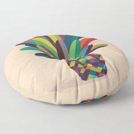 Flower Pot Floor Pillow