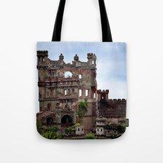 Bannerman's Island Tote Bag
