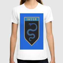 Milan Blue Badge T-shirt