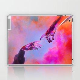 La Création d'Adam - Dorian Legret x AEFORIA Laptop & iPad Skin