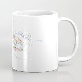 Little Bride and Groom Coffee Mug