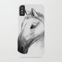 Horse Tales iPhone Case