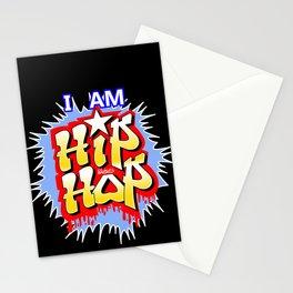 HIP-HOP Stationery Cards