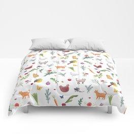 Farmstand Pattern Comforters