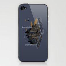 Stat City iPhone & iPod Skin