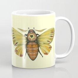 Moth n. 1 (ORIGINAL SOLD). Coffee Mug