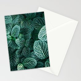 Leaves by Samuel Zeller Stationery Cards