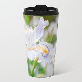 Fringed iris Travel Mug