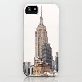 New York City View 2 iPhone Case