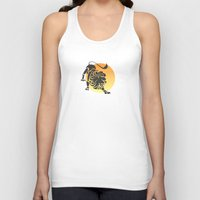 leo Tank Tops featuring Leo by Geni