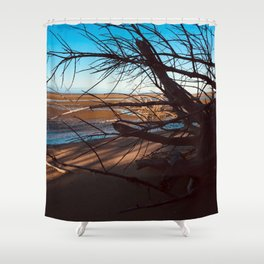 Erosion - Weathered Endless Beauty 3 Shower Curtain