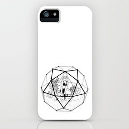 Terrarium Queen iPhone Case