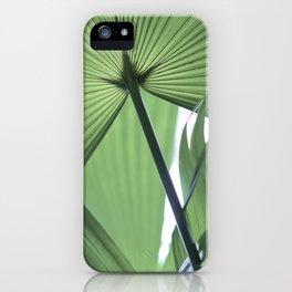 Botanic Touch Light iPhone Case