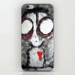 Bug Eyed Oddity iPhone Skin