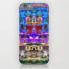 Castle of Laughter iPhone Case