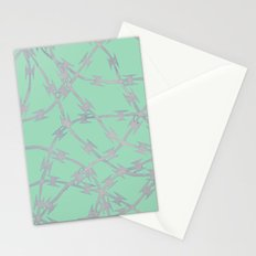 Trapped Mint Stationery Cards