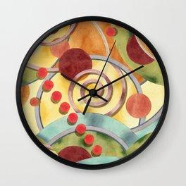 Europa Design Wall Clock