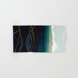 Indigo Waters Hand & Bath Towel