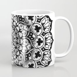 Lotus Mandala Coffee Mug