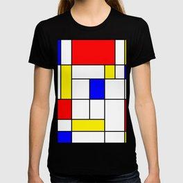 Mondrian #62 T-shirt