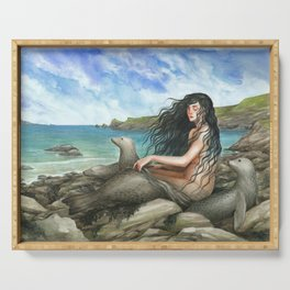 Selkie Serving Tray