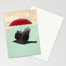 Raven Cover Stationery Cards